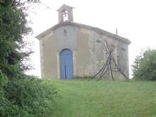 Chapelle des Granges de Lesches chez Marcel Legaut.JPG